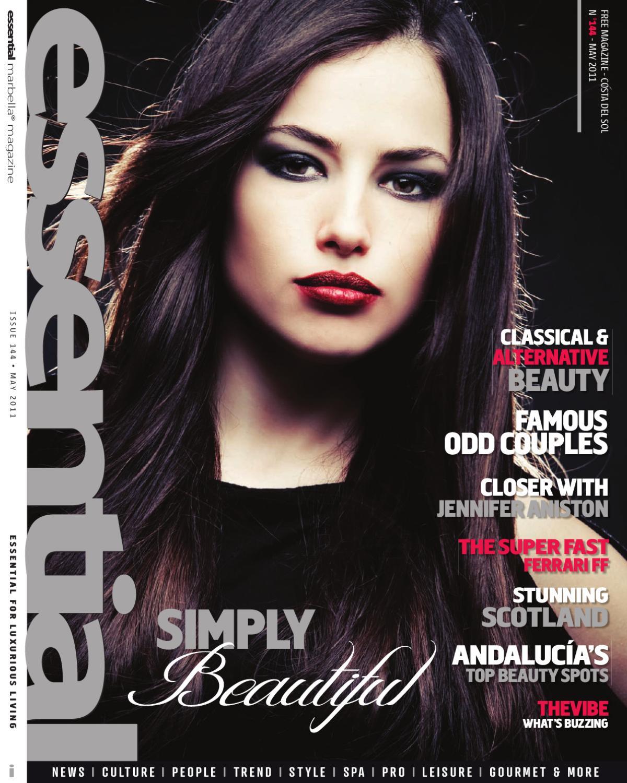 3666a80f4a749 Essential Marbella Magazine May 2011 by Publicaciones Independientes ...