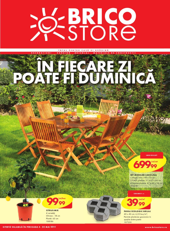 Catalog Bricostore 4 22 Mai 2011 By Century 21 Casa De Vis Issuu