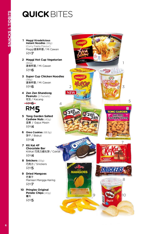 Airasia Food Beverage By Berhad Issuu Manisan Mangga Kering