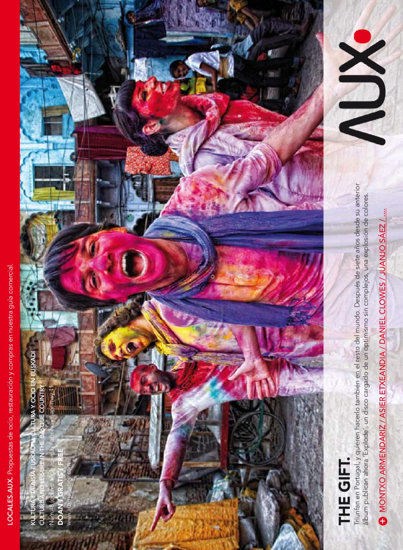 AUX.magazine número 48 abril mayo 2011 by Auxiliarte Factoría - issuu 5d7277e6b9