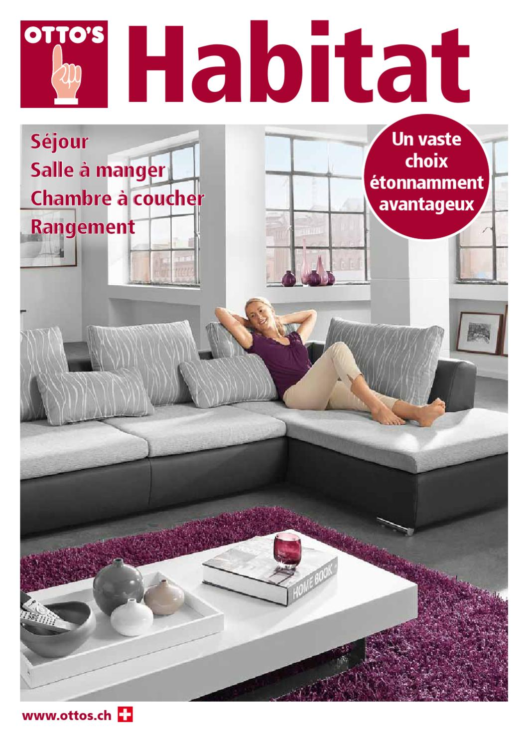 Otto 39 s catalogue de meubles 2011 by otto 39 s ag issuu for Otto s meuble yverdon