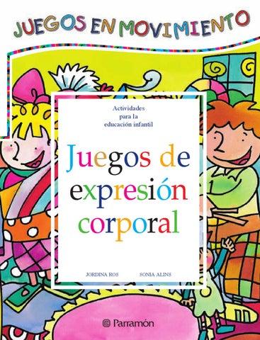 Juegos Movimiento Juegos De Expresion Corporal By Jose Carlos