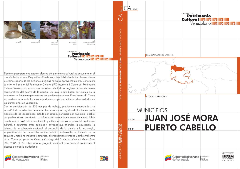 Municipios Puerto Cabello/Juan José Mora by jou jos - issuu