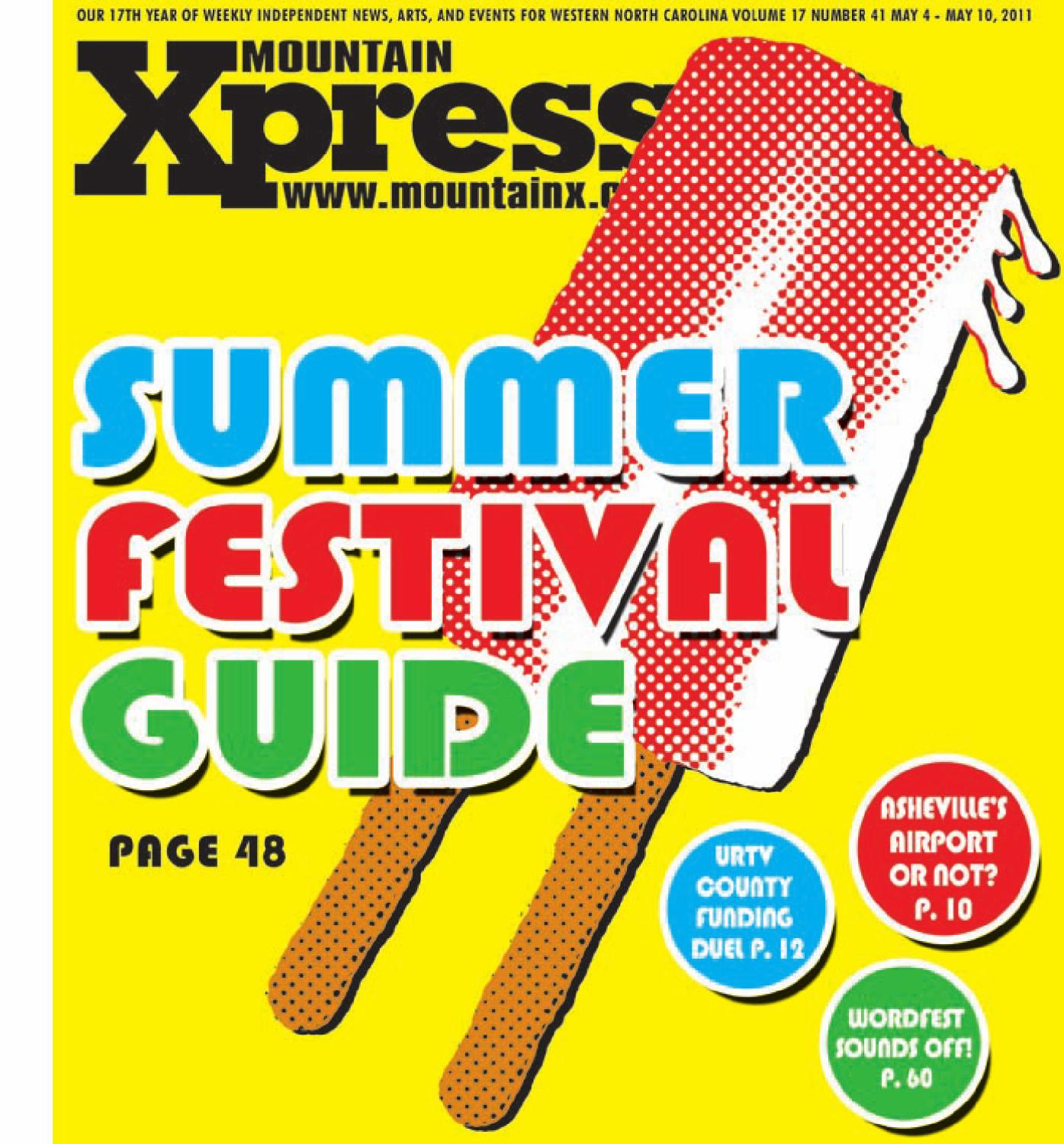 Mountain Xpress, May 4 2011 by Mountain Xpress - issuu