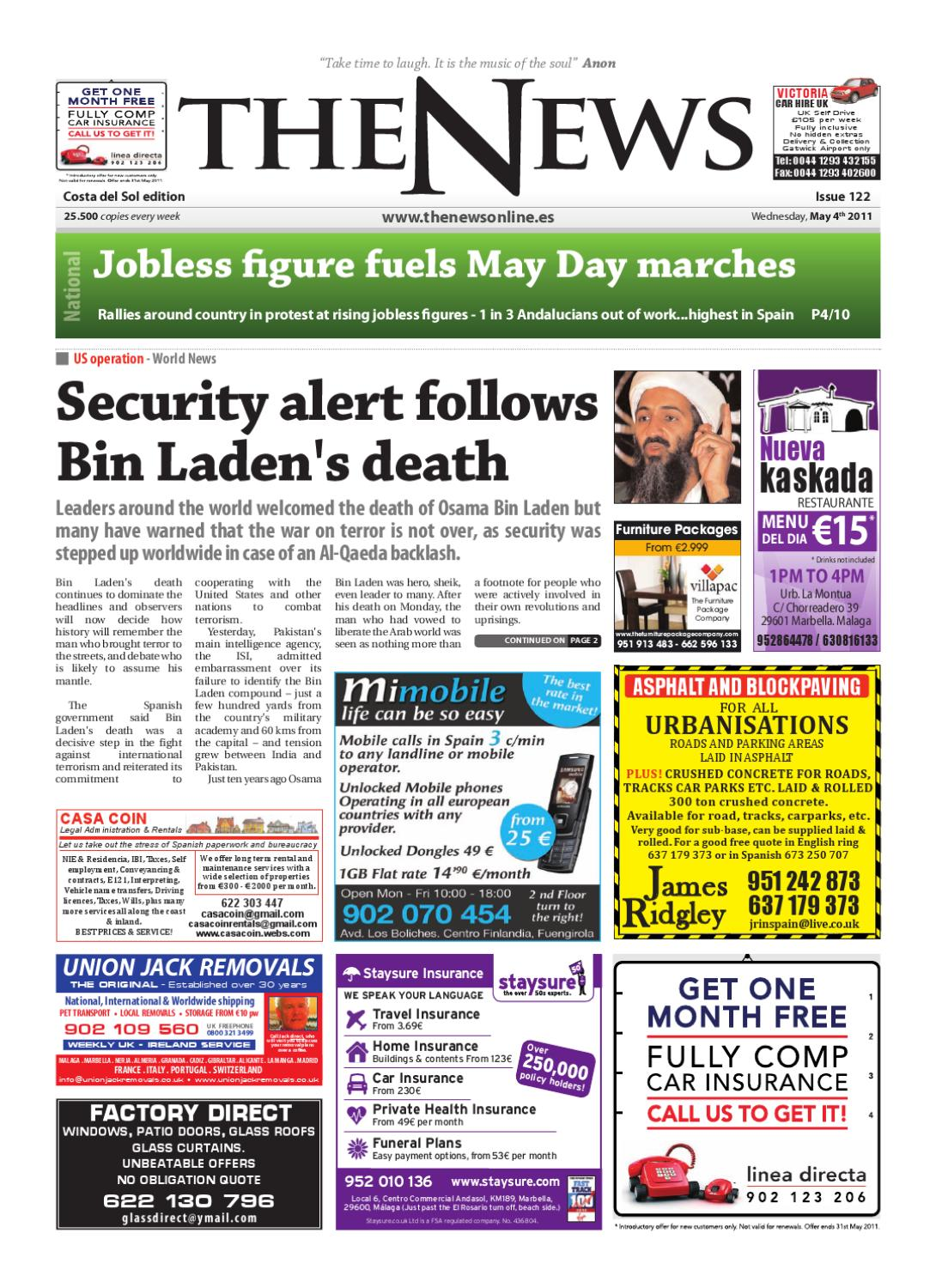 The News Newspaper Issue 122 By The News Newspaper Issuu