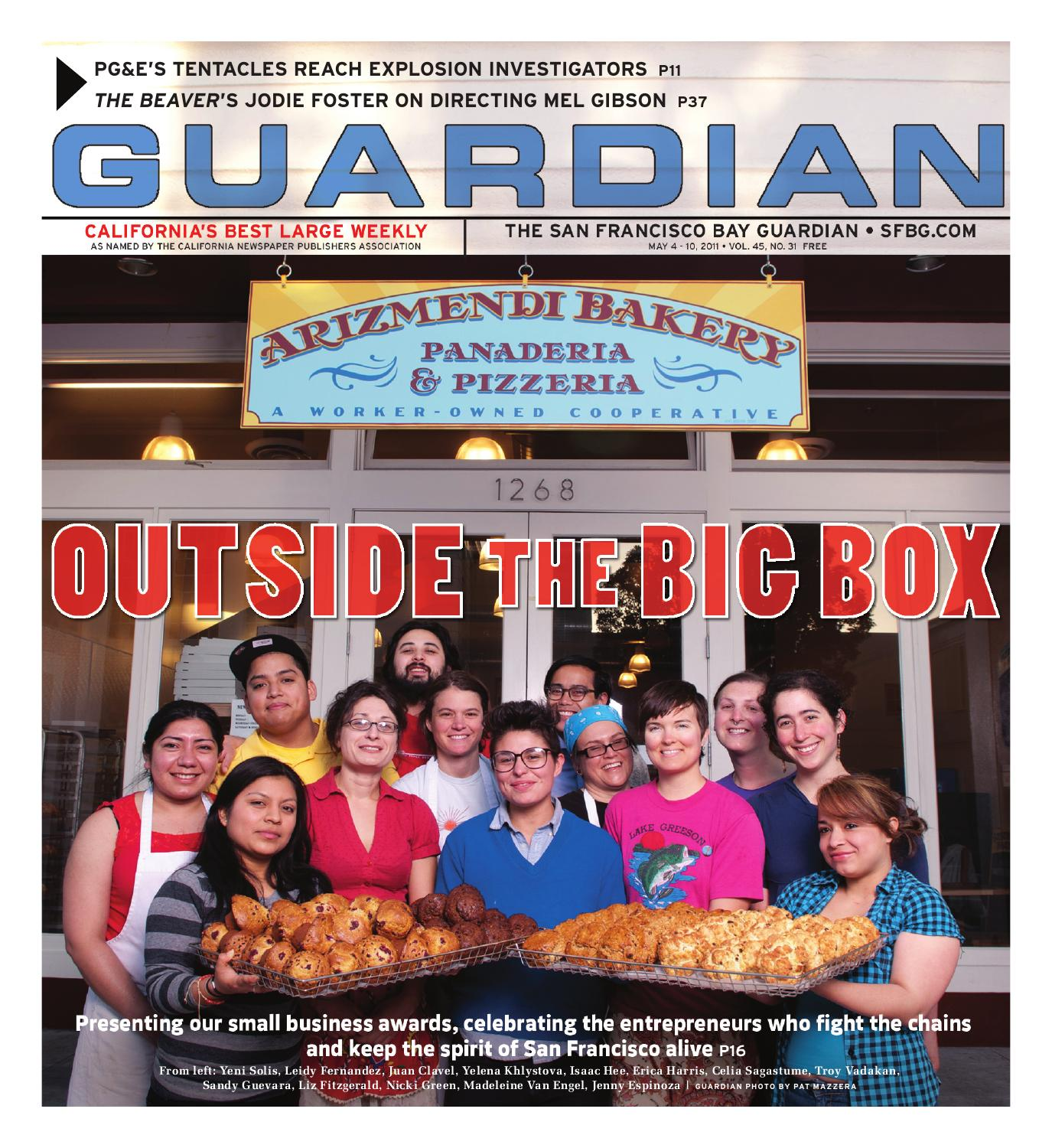 San Francisco Bay Guardian by San Francisco Bay Guardian issuu