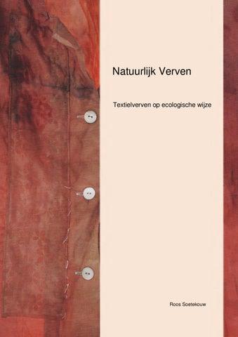 Natuurlijk verven by Roos Soetekouw - issuu
