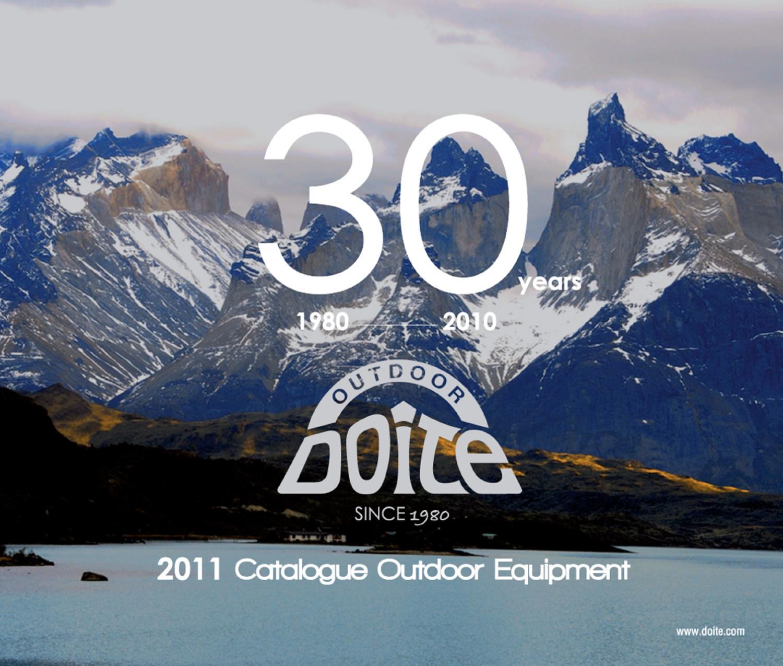 Catálogo Outdoor 2011 by Doite - issuu