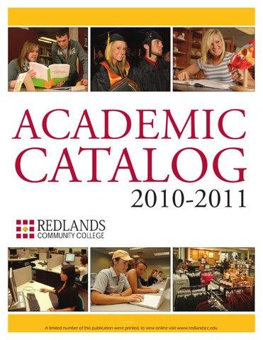 Www redlandscc edu