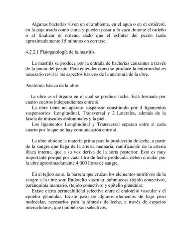 Mastitis y Calidad de la leche by Laboratorios Virbac México - issuu