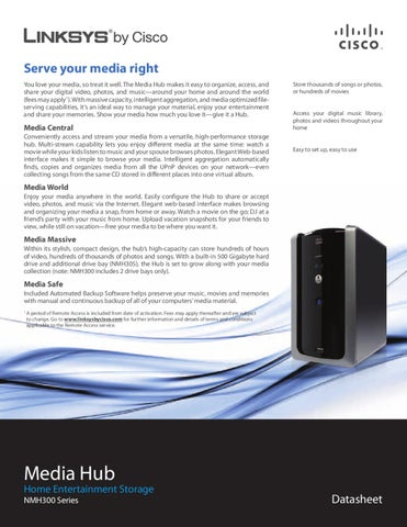 linksys media hub nmh300 eu manual sonigate by sonigate issuu rh issuu com 5-Port Ethernet Hub 5-Port Gigabit Hub