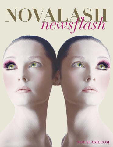 NovaLash Newsflash May 2011 Issue by NovaLash Eyelash Extensions - issuu