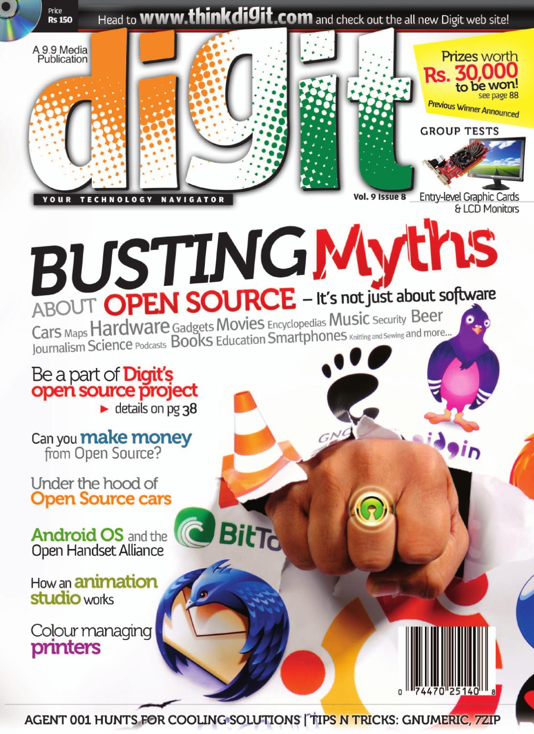 Digit-August 2009 by SreeRag Mottal - issuu
