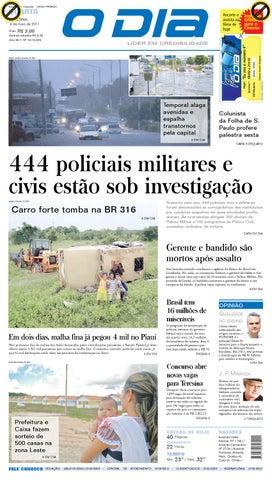 b4e6e372d52 Jornal O DIA by Jornal O Dia - issuu