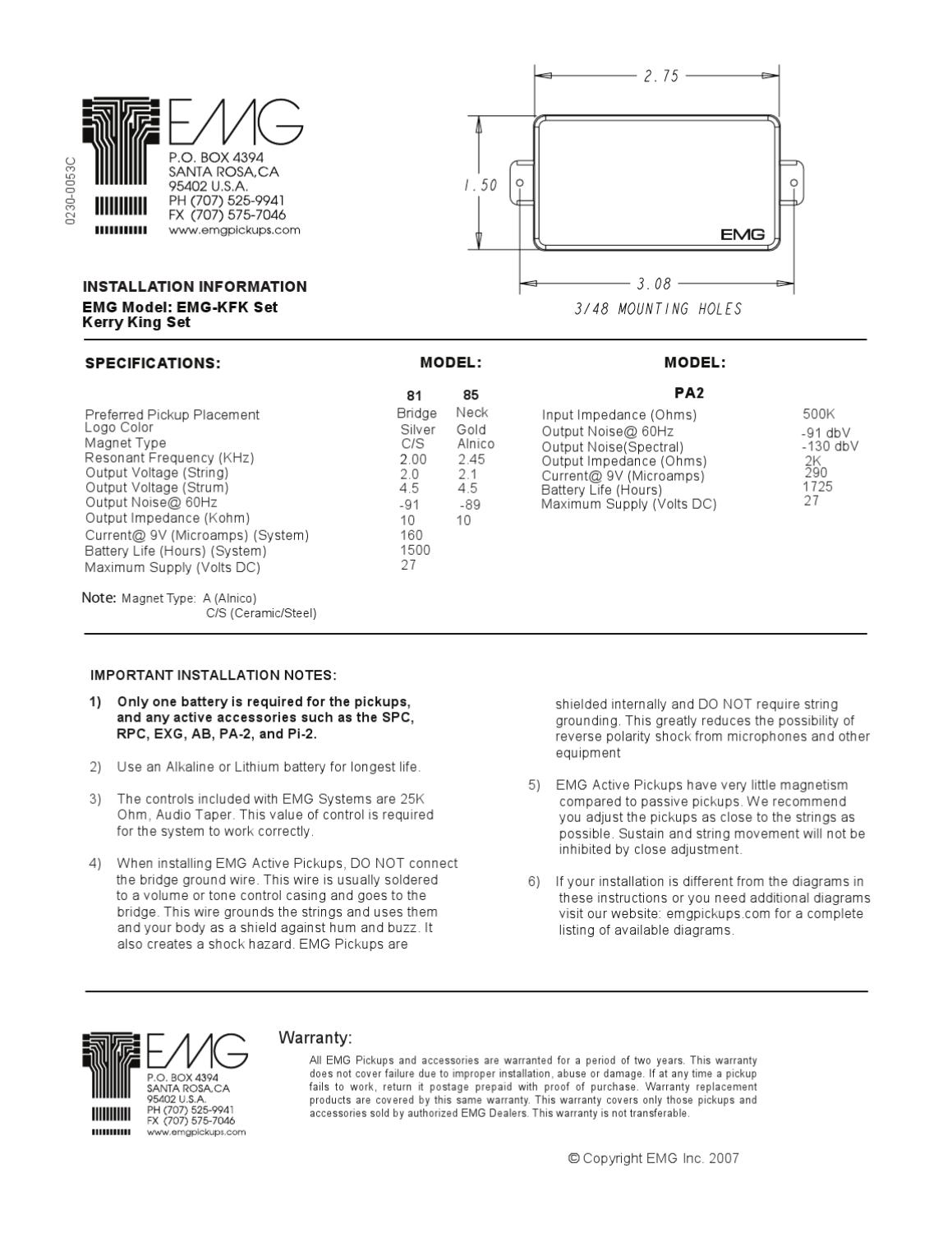 Duncan Designed Hb 103 Wiring Diagram Diagrams Com Wire Nordynue For Jd 2640 2755 Humbucker Pickup Seymour
