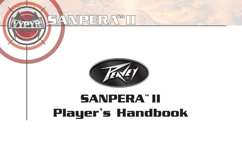 Footswitch para Amplificador PEAVEY VYPYR Sampera II - Manual ...