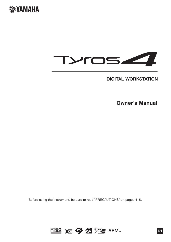 Teclado Arranjador Tyros4 + Suporte LS7 + Kit de Colunas TRS-MS04 ...