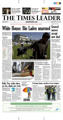 942df25171d Times Leader 05-04-2011 by The Wilkes-Barre Publishing Company - issuu