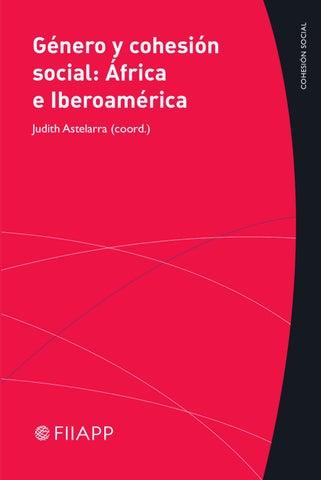 Género y cohesión social: África e Iberoamérica by Miguel Villar - issuu