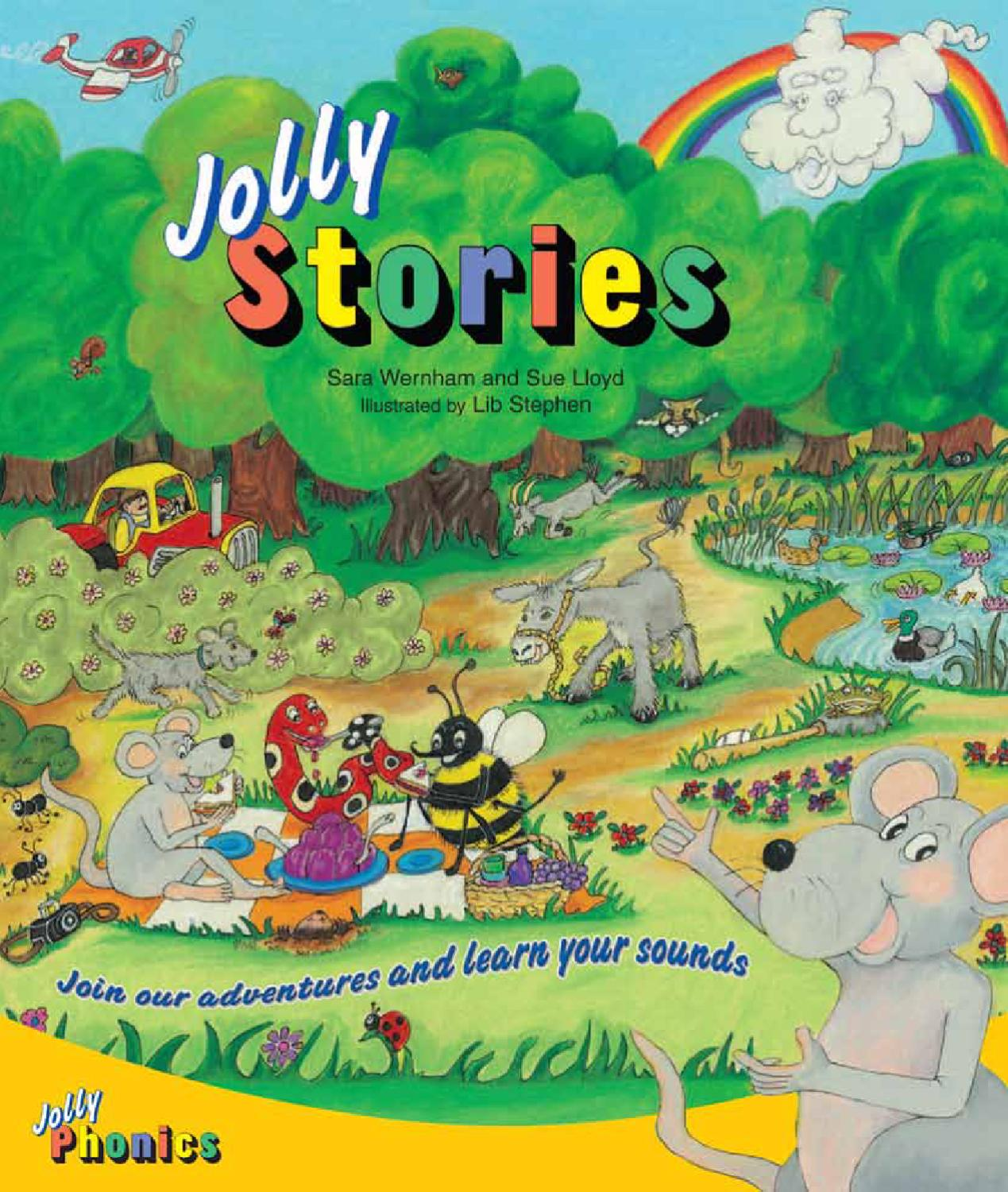 Jolly Stories By Jolly Learning Issuu