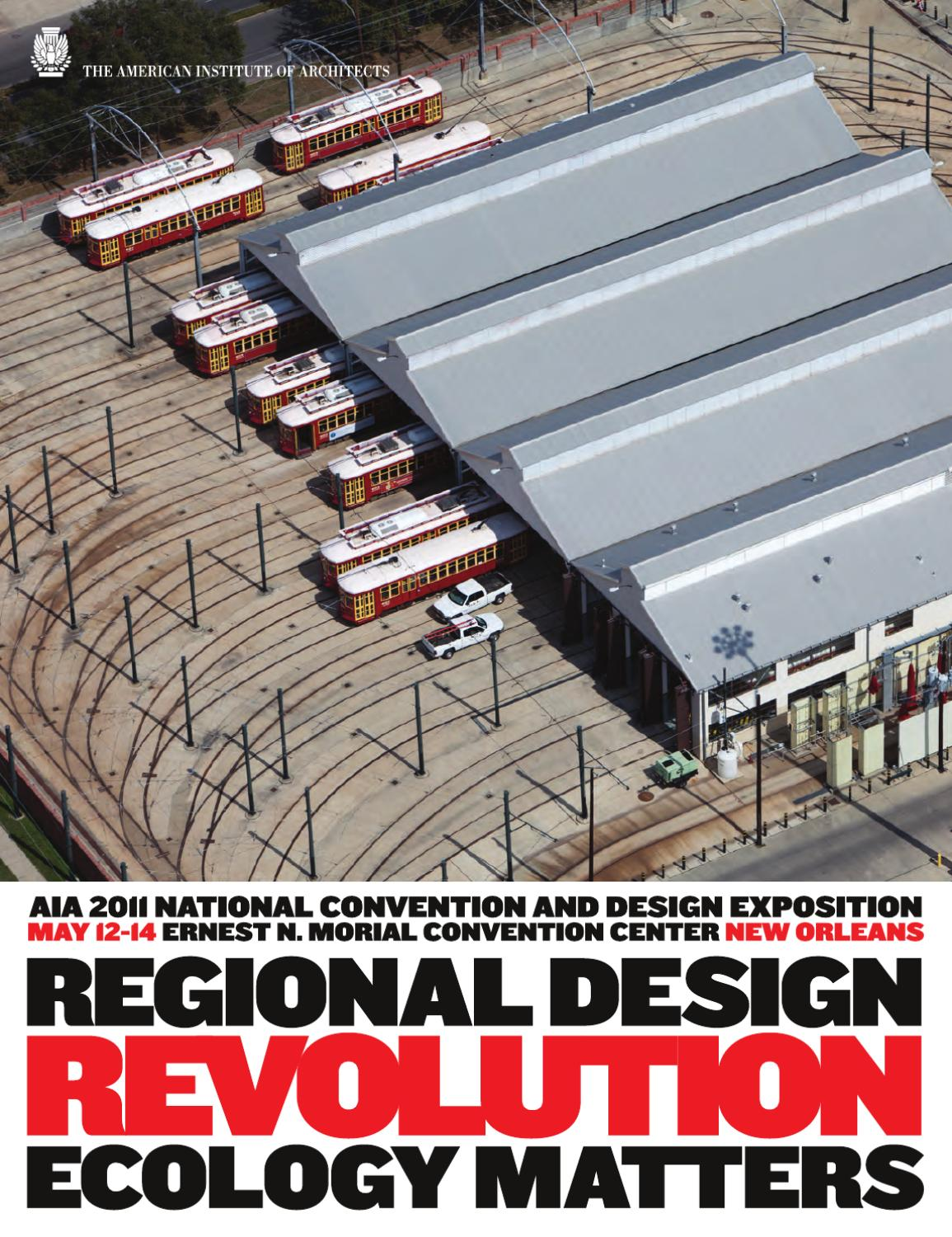 AIA 2011 Final Program by Hanley Wood Exhibitions - issuu