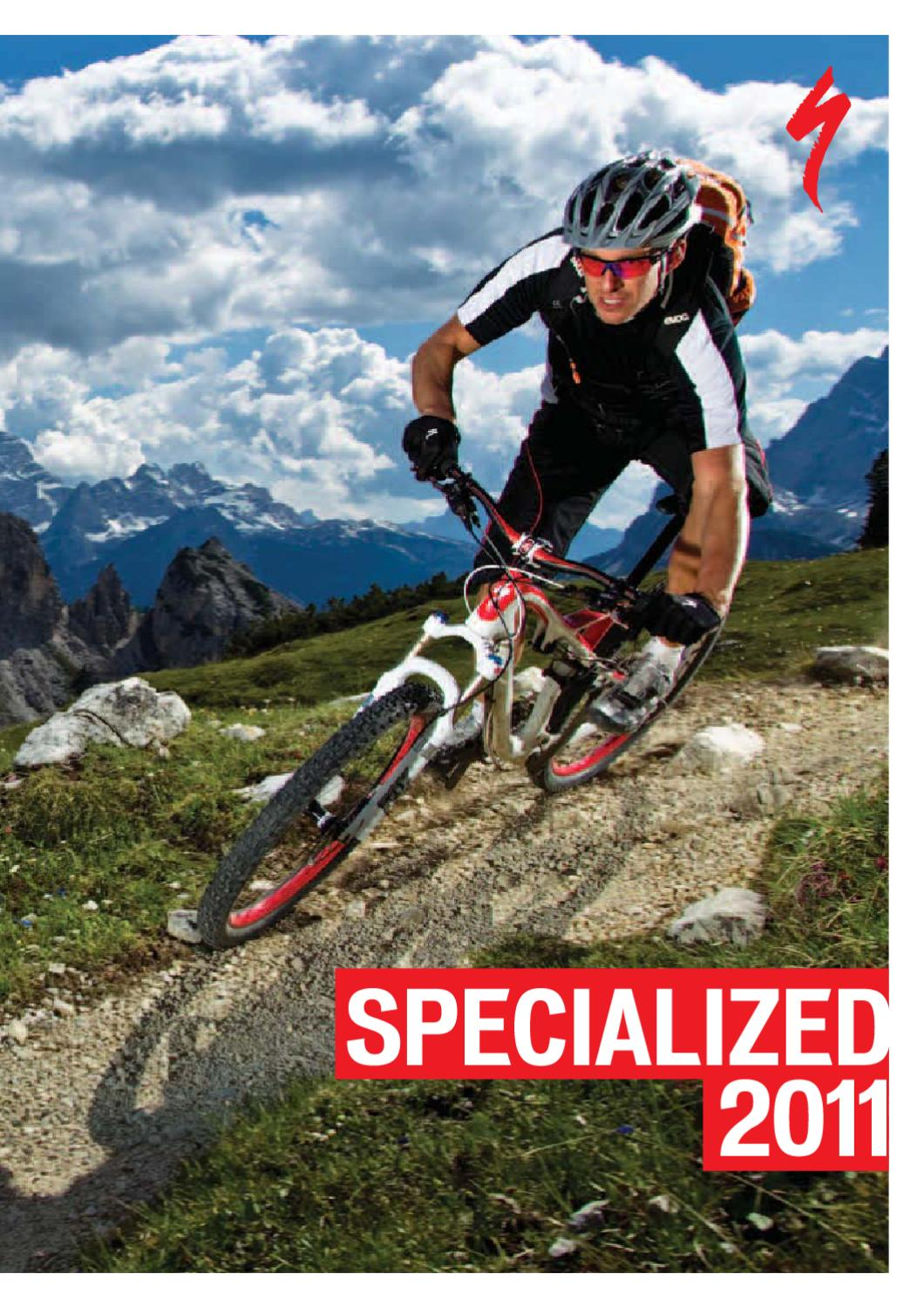 2011 Specialized UK Brochure Complete V2 by David Brown - issuu