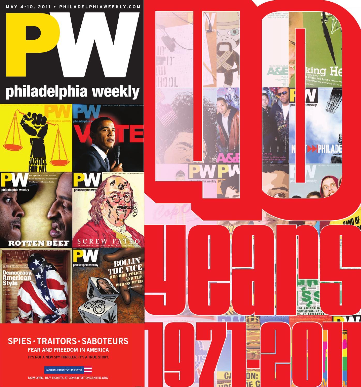 Philadelphia Weekly 5-4-11