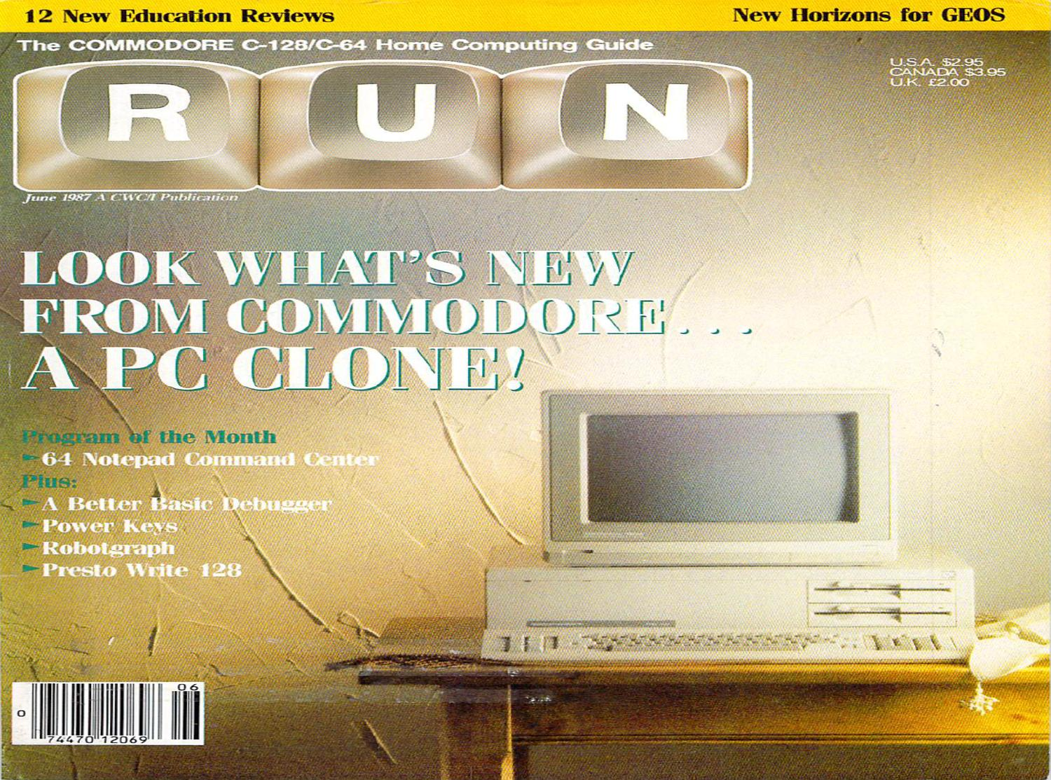 Run Issue 42 1987 Jun By Zetmoon Issuu Mere Et Moi Geos Navy Bear S