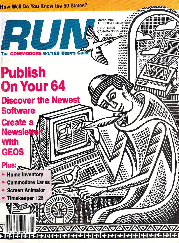 Run Issue 51 1988 Mar By Zetmoon Issuu Getas Super Ii Merah Isi 2