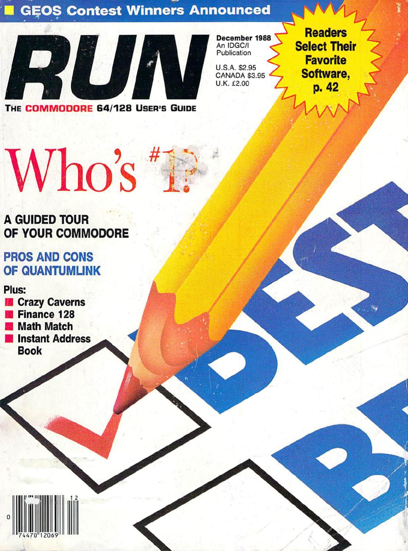 Run Issue 60 1988 Dec By Zetmoon Issuu Schematic For Remington 1100 Gnewsinfocom