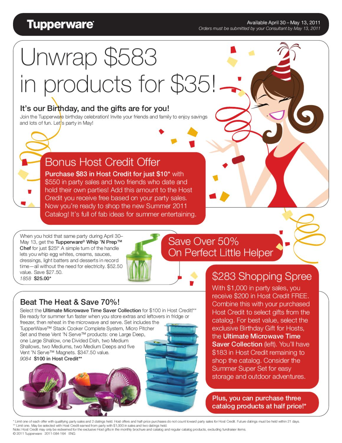 May Host Specials by Christina O\'Brien - issuu