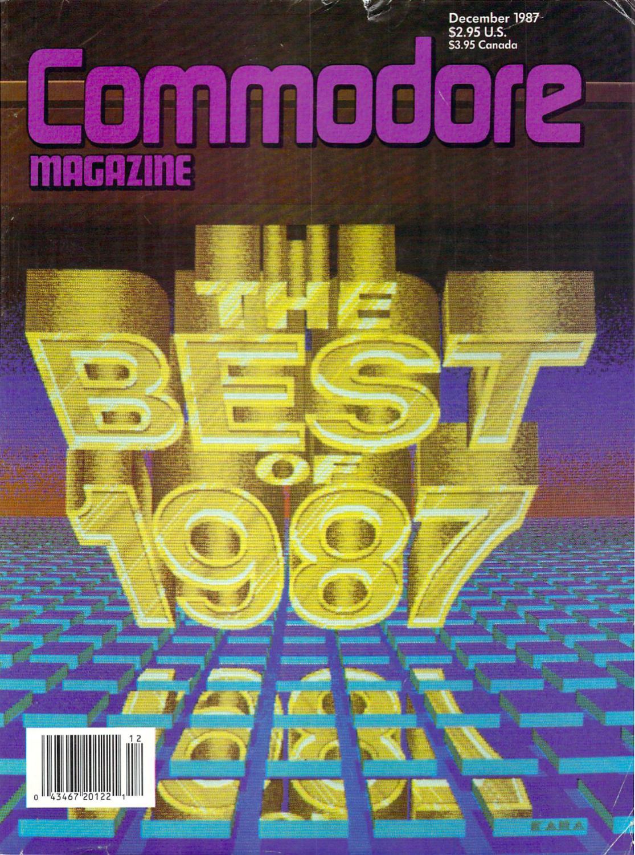 CommodoreMagazineVol 08 N121987Dec by Zetmoon issuu