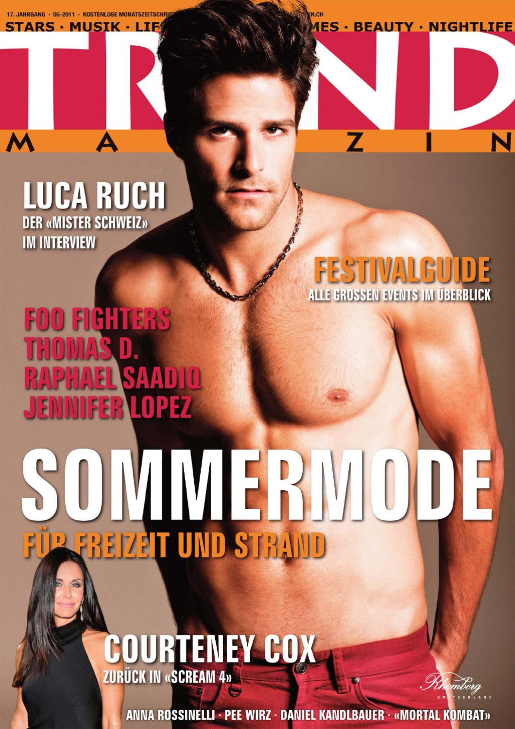 TREND MAGAZIN 052011 by TREND MAGAZIN issuu
