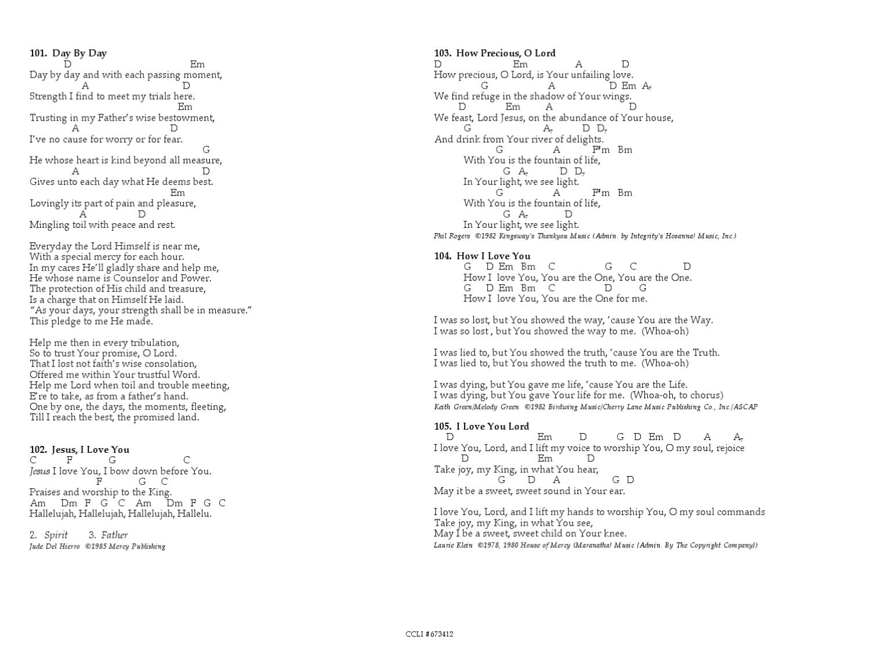 Songbook by charlie koo issuu hexwebz Choice Image