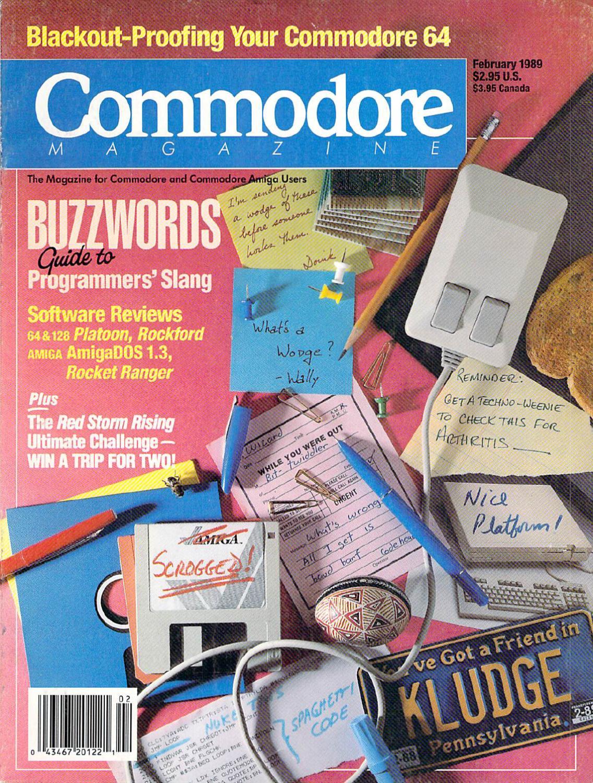 modore Magazine Vol 10 N02 1989 Feb by Zetmoon issuu