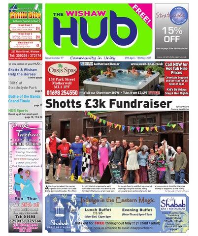 33bb377e31 The Wishaw Hub - Issue 17 by Brogan McMullen - issuu