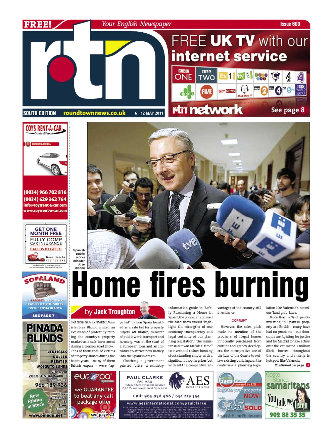 Rtn South Edition 603 By Round Town News Issuu