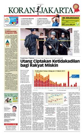 EDISI 1027 - 6 MEI 2011 by PT. Berita Nusantara - issuu 91b45b4855