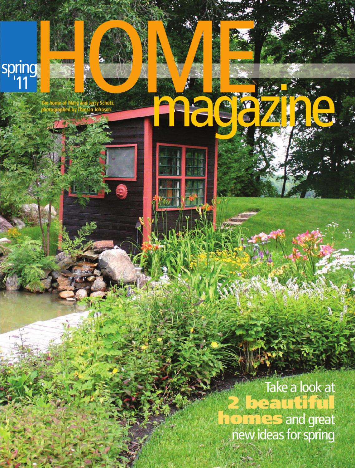 Spring Home Magazine 10 by Detroit Lakes Newspapers   issuu