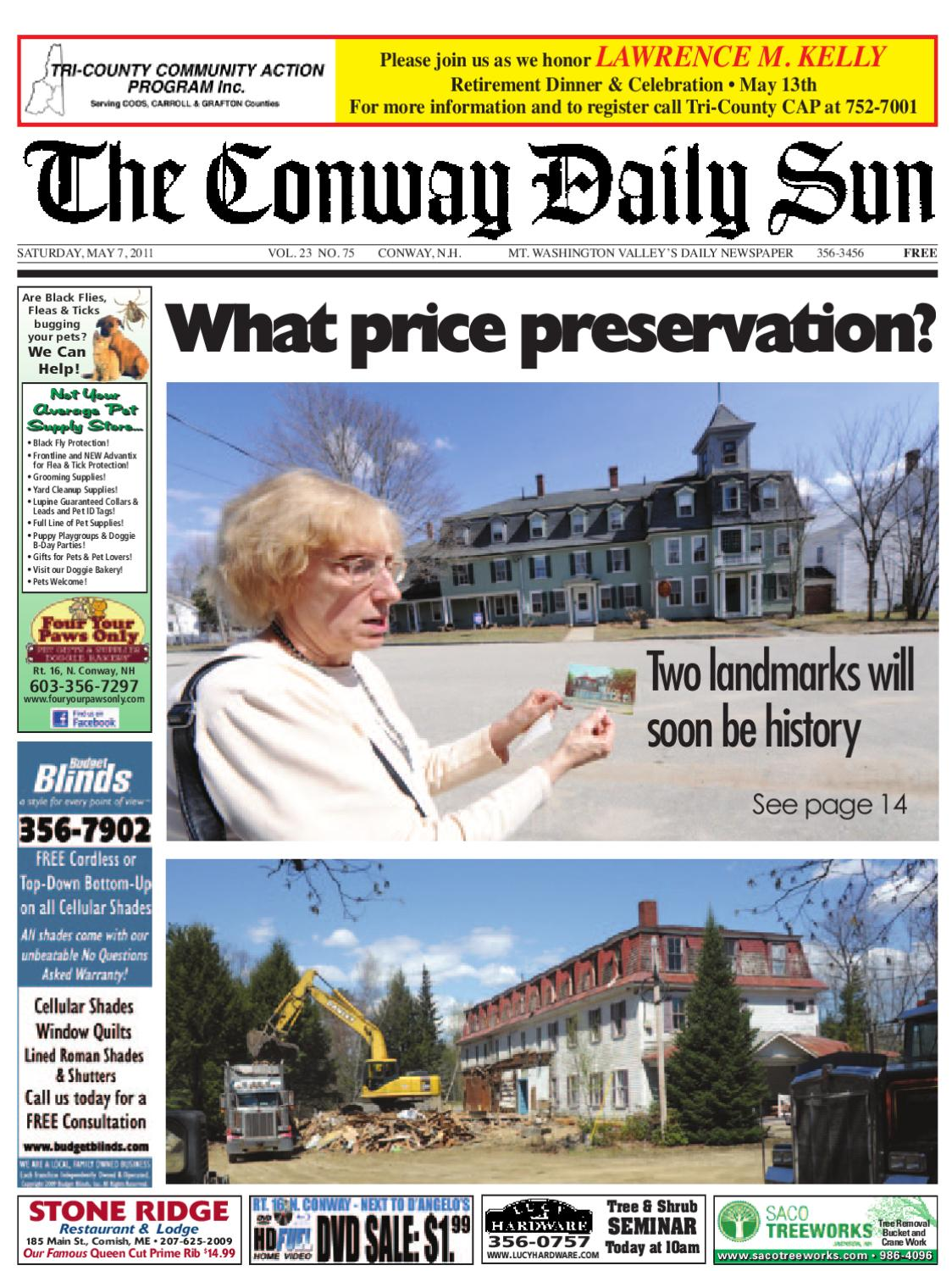 31d8dbd6974 The Conway Daily Sun