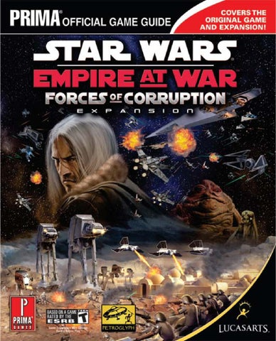 cc63cd1a0ca3d6 Star Wars Empire at War Forces of Corruption by balmaymorja Camur ...