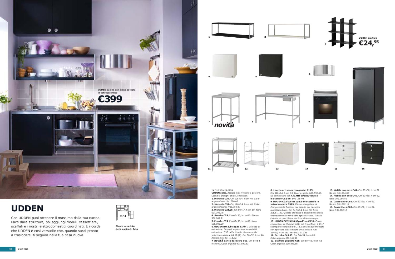 Il nuovo catalogo ikea speciale cucine by mobilpro issuu - Ikea catalogo cassettiere ...