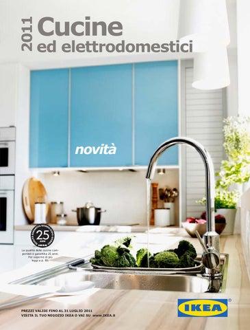 Il Nuovo Catalogo Ikea Speciale Cucine by Mobilpro - issuu