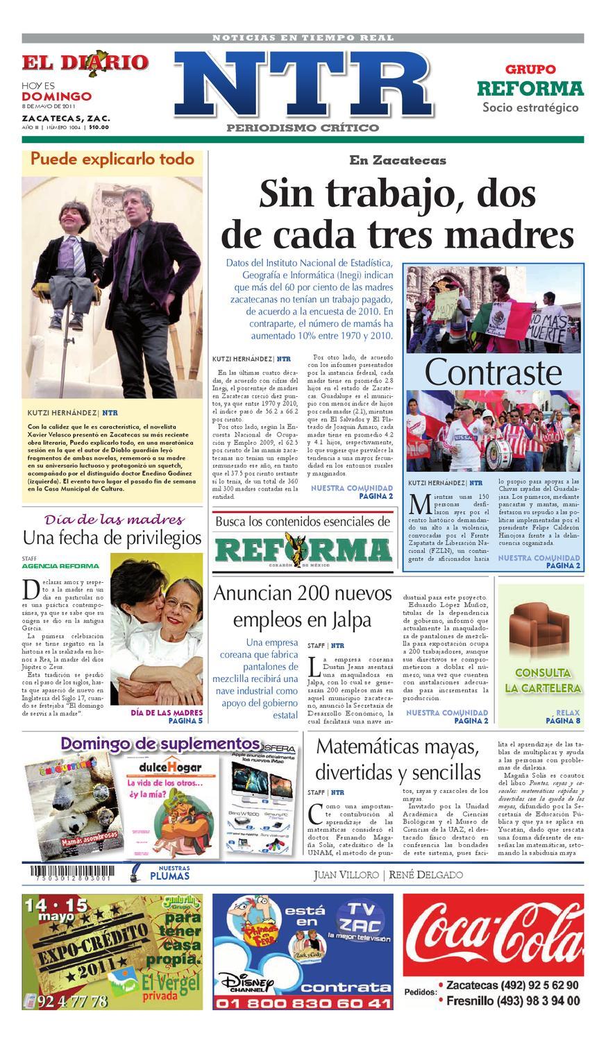 a118c112880 El Diario NTR by NTR Medios de Comunicación - issuu
