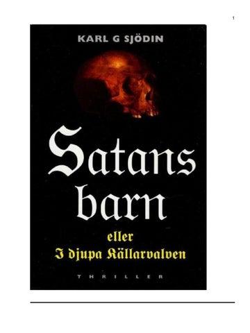 satans barn by rasmus skogsmo - issuu 532464dc833c1