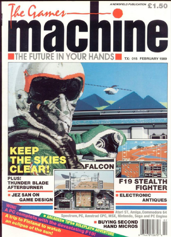 cb240edfe803 TheGamesMachine15 by Zetmoon - issuu