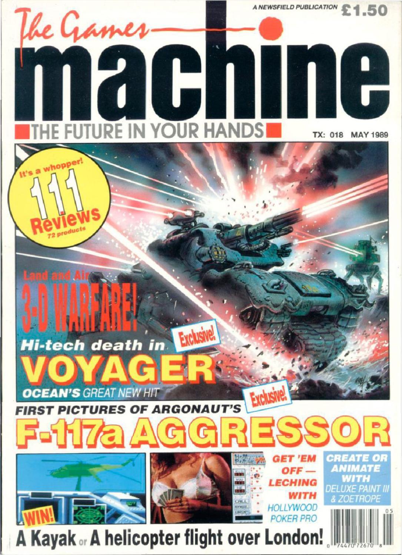 Thegamesmachine18 By Zetmoon Issuu