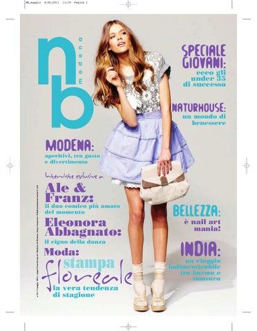 Nb Modena - Maggio 2011 by Apple Press Group srl - issuu 15df5f3d174