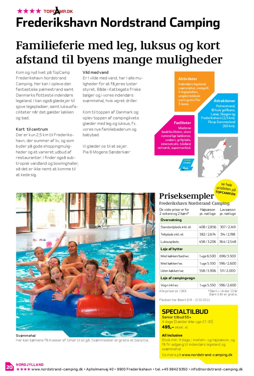 Topcamp Magasin 2011 By Frigard Camping Issuu