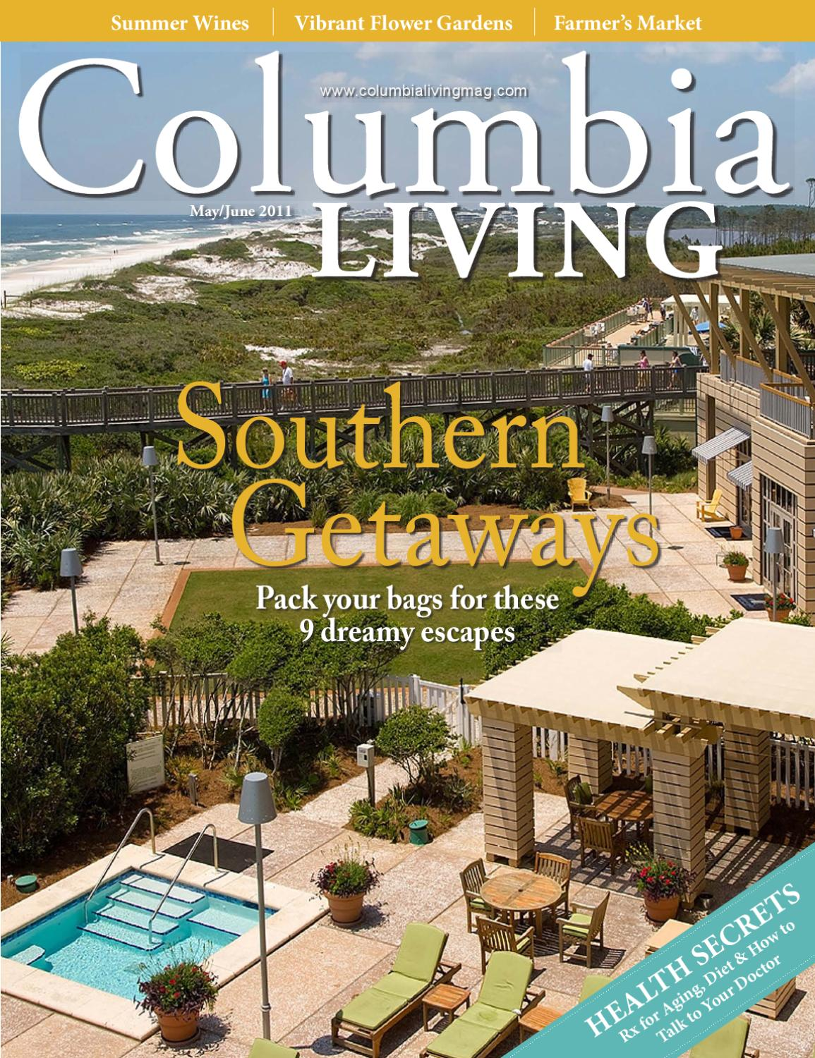 Columbia Living May/June 2011 by Columbia Living Magazine - issuu